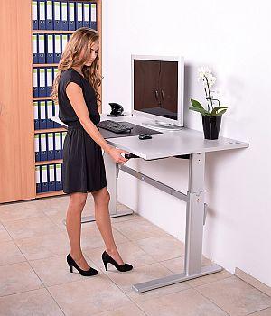 Ergonomischer Schreibtisch Hohenverstellbare Angebote Und Tipps