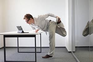Mehr Bewegung in den Arbeitsalltag bringen – so geht´s!