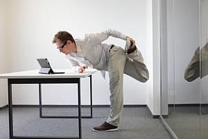 Abbildung: Bewegung bei der Arbeit