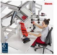 item arbeitsplatzsystem