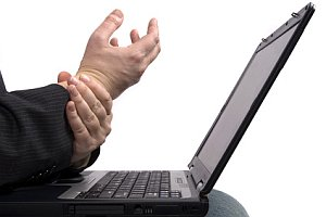 Repetitive Strain Injury am Arbeitsplatz