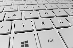 Abbildung: Tastatur