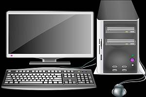 Abbildung: der Bildschirmarbeitsplatz