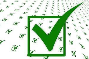 Ergonomie Checkliste - der ergonomische Arbeitsplatz