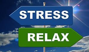 Abbildung: Stress auf der Arbeit