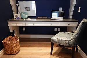 Abbildung: nicht optimiertes Büro