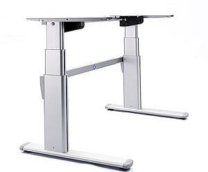 Elektrisch höhenverstellbares Ergo Tischgestell