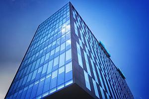 Abbildung: Bürogebäude