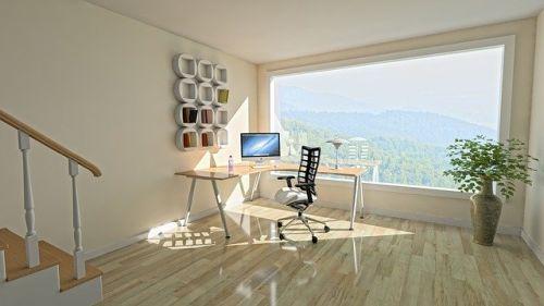 Bild: Arbeitsplatz zu Hause