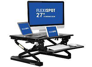 Sitz-Steh-Schreibtisch FlexiSpot M1B 27″