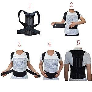 Anleitung: wie man eine Rückenbandage anzieht
