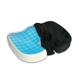 Abbildung: Proveon Sitzkissen zur Reduktion von Steißbeinproblemen