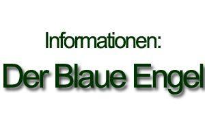 Artikelgrafik: Information zum Zeichen Blauer Engel