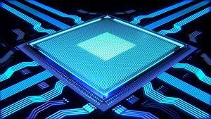Abbildung: Moderner Computerprozessor
