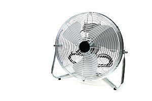 Abbildung: Ventilator im Büroeinsatz