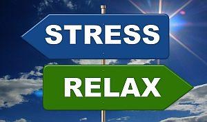 Grafik: Stress ausgleichen