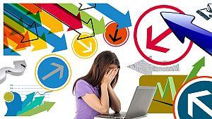 Artikelgrafik: Stressmanagement am Arbeitsplatz