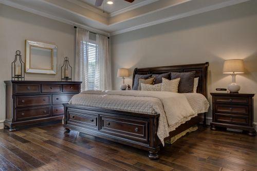 Abbildung: Schlafzimmer