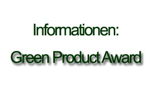 Artikelgrafik: Green Product Award