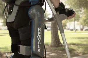 Artikelbild: Exoskelette – Fortschritt durch moderne Technologien