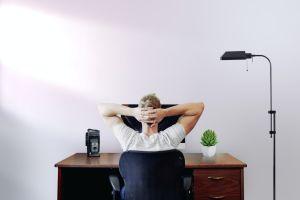 Artikelgrafik: 4 Tipps für das Homeoffice