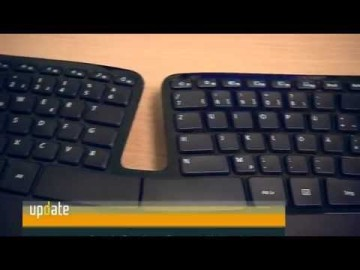 Ergonomische Tastatur im Praxistest