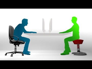 3D-Ergonomie von aeris